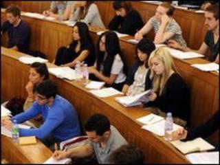 大学阶梯教室