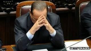 نخست وزیر ایتالیا، برلوسکونی