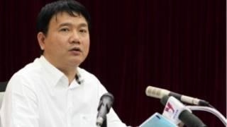 Bộ trưởng Giao thông Vận tại Đinh La Thăng (Ảnh: Vietnamnet)