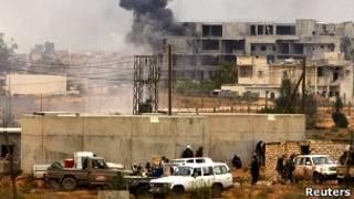 Ливийский город Сирт
