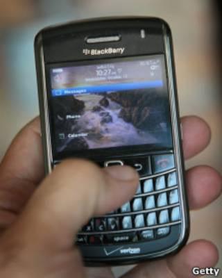 Wayar Blackberry