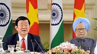Chủ tịch Trương Tấn Sang thăm Ấn Độ