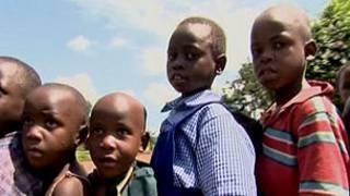 watoto wa Uganda