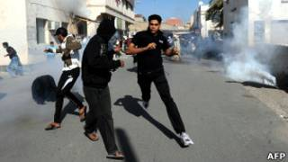 ناآرامی های بحرین