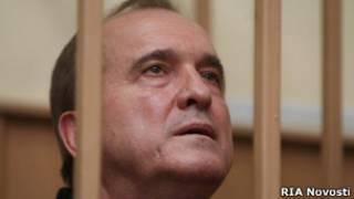 Виктор Сюсюра в Басманном суде Москвы