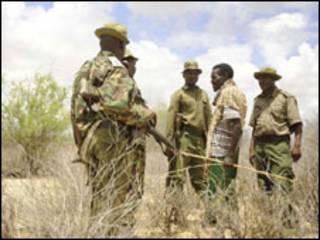 Jeshi la Kenya nchini Somalia