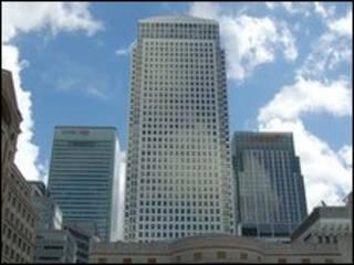 伦敦新金融城