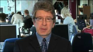 英国统计局官员接受BBC采访