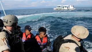 Cảnh sát biển Pilippines