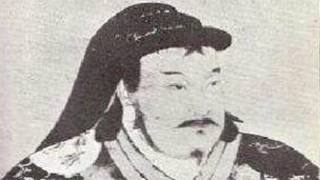 Kublai Khan, retrato de Anige do Nepal