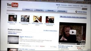 YouTube视频分享网站