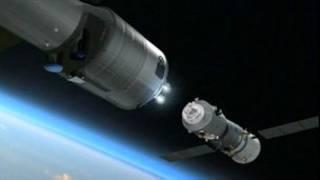 شنژو 8 قرار است در مدار زمین به ماژولی وصل شود