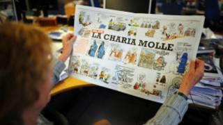 Tạp chí châm biếm Charlie Hebdo