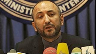 حنیف اتمر، وزیر سابق داخله افغانستان