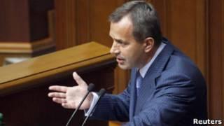Вице-премьер Украины Андрей Клюев