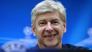Wenger asema hakuna kinachoendelea kumsajili Henry