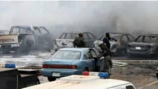 Harin Boko Haram a Najeriya
