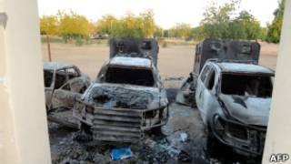 أعمال عنف في داماتورو
