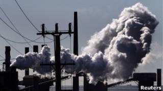 Сталелитейный завод в Австралии