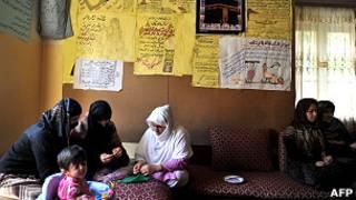 अफ़ग़ान महिलाएँ