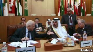 جلسه اتحادیه عرب