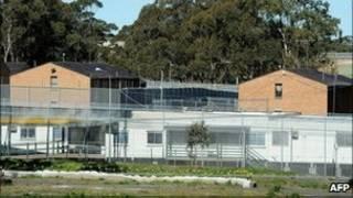 بازداشتگاه در سیندی