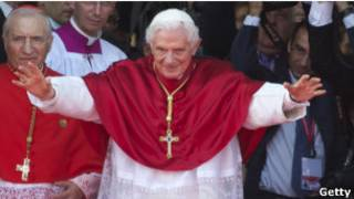 Папа Римский Бенендикт XVI