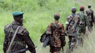 Imirwano muri Kongo