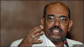 Perezida Omar al Bashir