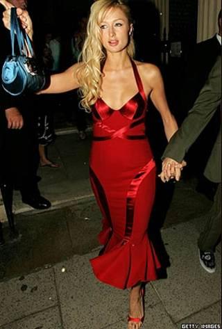 Paris Hilton/Getty Images