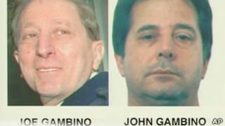 Джо и Джон Гамбино (объявление о розыске 1992 года)