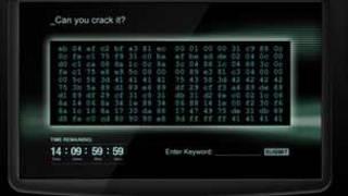 Página com o código a ser decifrado (Divulgação)