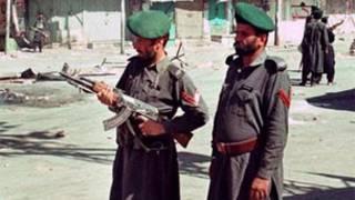 پاکستان بارڈر سکیورٹی