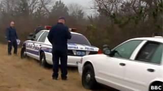 Polícia faz buscas (BBC)