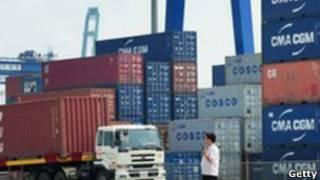 चीन का व्यापार
