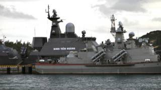Việt Nam năm ngoái ký hợp đồng mua thêm hai chiến hạm Gepard của Nga