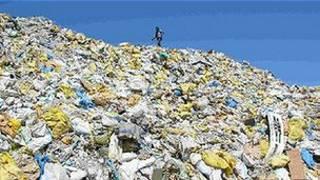 мусорный остров, Мальдивы