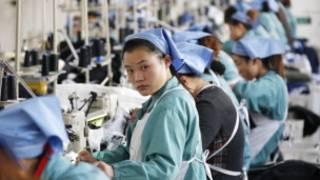中國製造業