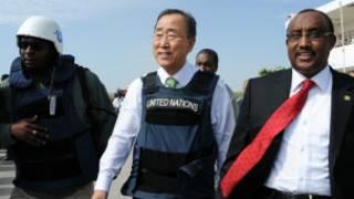 Ban Ki-moon Somalia