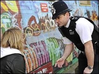 警察与小孩