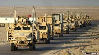 امريکايي ځواکونه له عراقه ووځي