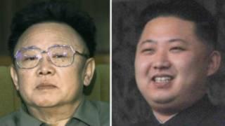 Kim-Jong il, Kim jong un