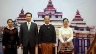 Thủ tướng Nguyễn Tấn Dũng tại Hội nghị Tiểu vùng sông Mekong tháng 12/2011