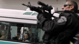 Ocupação da Rocinha. Reuters