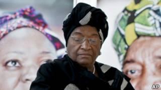 Shugabar kasar Liberia, Ellen Johnson Sirleaf