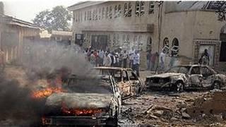 Một vụ tấn công vào nhà thờ ở Nigeria
