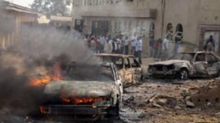 Igitero ca bomb muri Nigeria