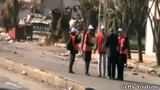 Indorerezi z'Abarabu mu muji wa Homs