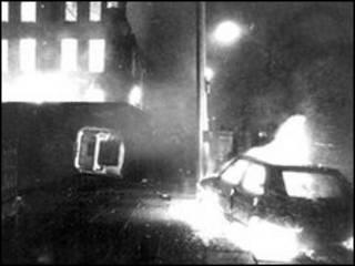 利物浦骚乱