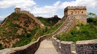 Grande Muralha da China (Jakub Hałun/Wikimedia Commons)